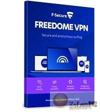 F-Secure Freedome 2.37.6557.0 With Full Crack [Latest 2021] Free Download