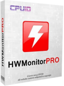 CPUID HWMonitor Pro 1.44 Crack With License Key [ Latest 2021]