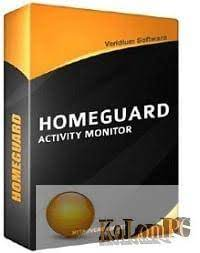 HomeGuard Professional 9.9.5.1 Crack With Serial Key 2021 Free Download