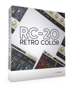 RC-20 Retro Color 1.1.1.2 Crack Mac + Torrent (2021) Download