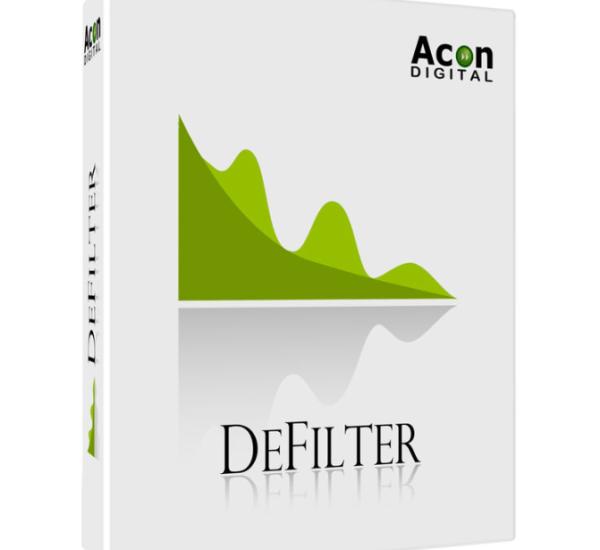 Acon Digital DeFilter 2.0.7 Crack Plus Torrent[Latest 2021] Free Download