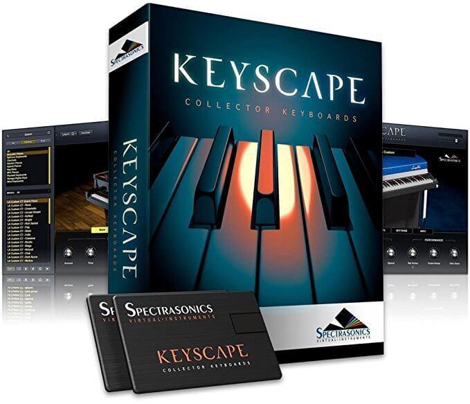 Keyscape 1.1.3c Crack + Activation Key Free Download Latest 2021
