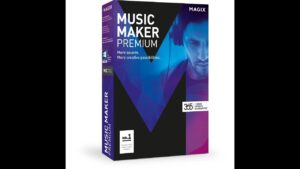 Magix Music Maker 29.0.0.13 Crack with Serial Number Free Download with Full Library