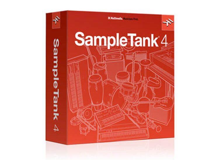 IK Multimedia SampleTank v4.1.1 Crack (Mac) Latest Free Download